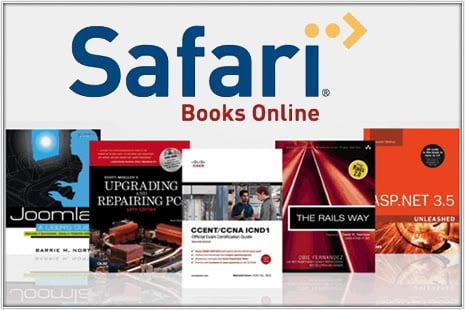 Get Full Access to Safari Books Online Just by Having a Library Card in California
