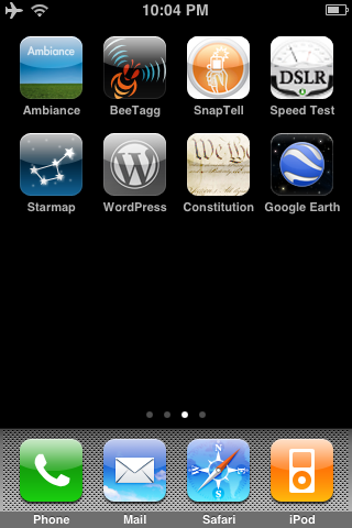 , How I Organize My iPhone Applications