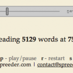 Triple Your Online Reading Speed Using a Bookmarklet