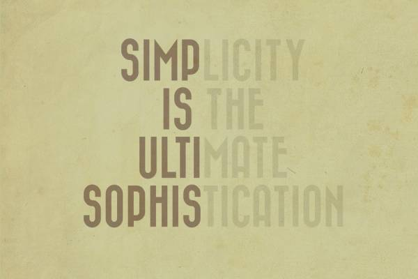 simplicity_is_the_ultimate_sophistication_by_clomailendesign-d5dvc7z