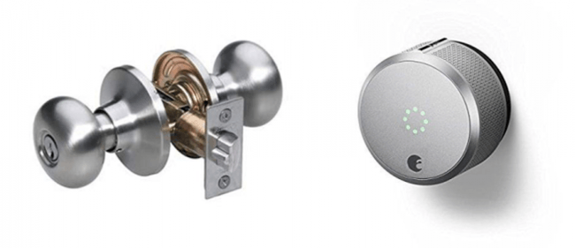 , Those Bashing Smart Locks Have Forgotten How Easy it is to Pick Regular Ones