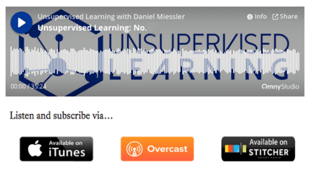 Unsupervised Learning: No. 120