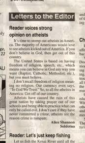 , How Many American's View Atheism