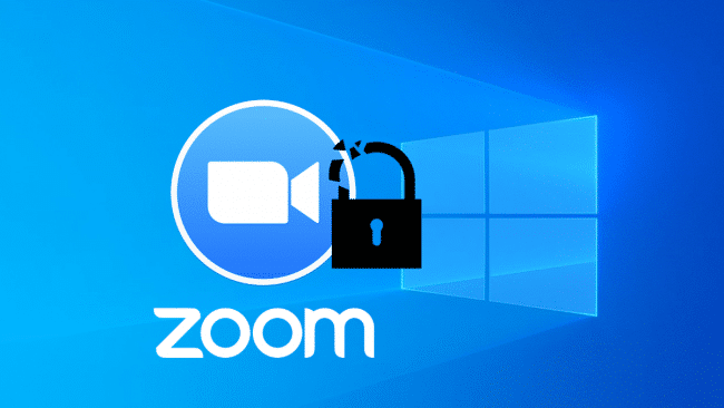 zoom security vulns